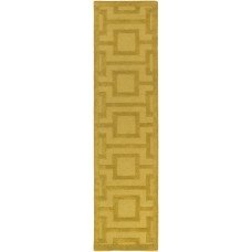 Mercer41 Sarai Hand-Tufted Gold Area Rug MCRF6569