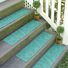 Bungalow Flooring Aquamarine Stair Tread WDK1817