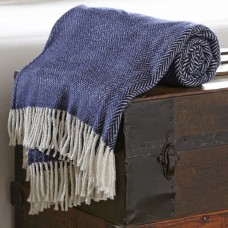 Birch Lane™ Serena Herringbone Throw BL6223