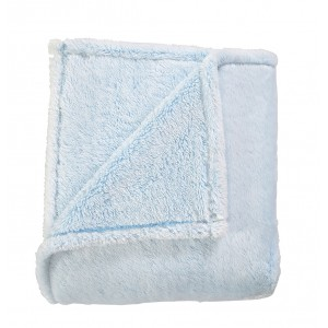 Harriet Bee Wittman Frosted Tip Fluffy Throw HRBE1165