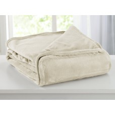 Home Fashion Designs Portland Plush Super Soft Polyester Blanket HFAS1473