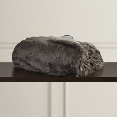House of Hampton Goslar Faux Fur Throw HOHN4171