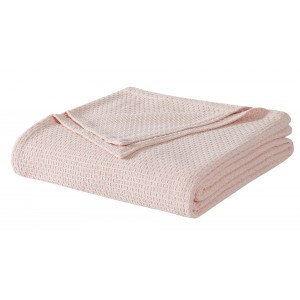 Laura Ashley Home Cotton Blanket LBA3726