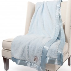 Little Giraffe Chenille Solid Fabric Throw LILG1008