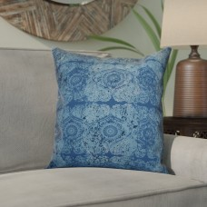 Bungalow Rose Soluri Patina Outdoor Throw Pillow BNRS1713