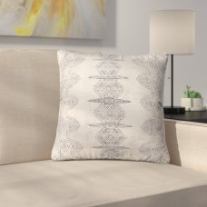 East Urban Home Outdoor Throw Pillow EAHU1358