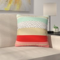 East Urban Home Throw Pillow EUNH1837