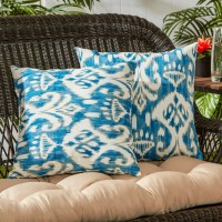Greendale Home Fashions Outdoor Throw Pillow GNF1819