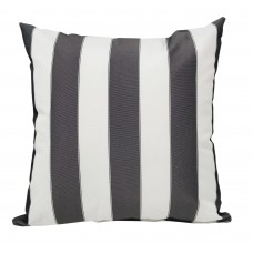 Home Accent Pillows Stripe Outdoor Throw Pillow PILH1003