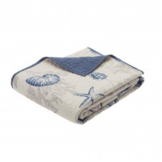 Beachcrest Home Southhampton Oversized Quilted Throw SEHO8203