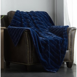 Latitude Run Preiss Faux Fur Blanket LTTN1788