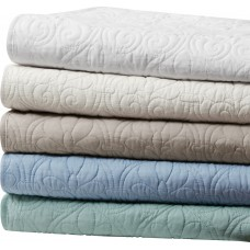The Twillery Co. Epping Oversized Quilted Throw CHMB2081